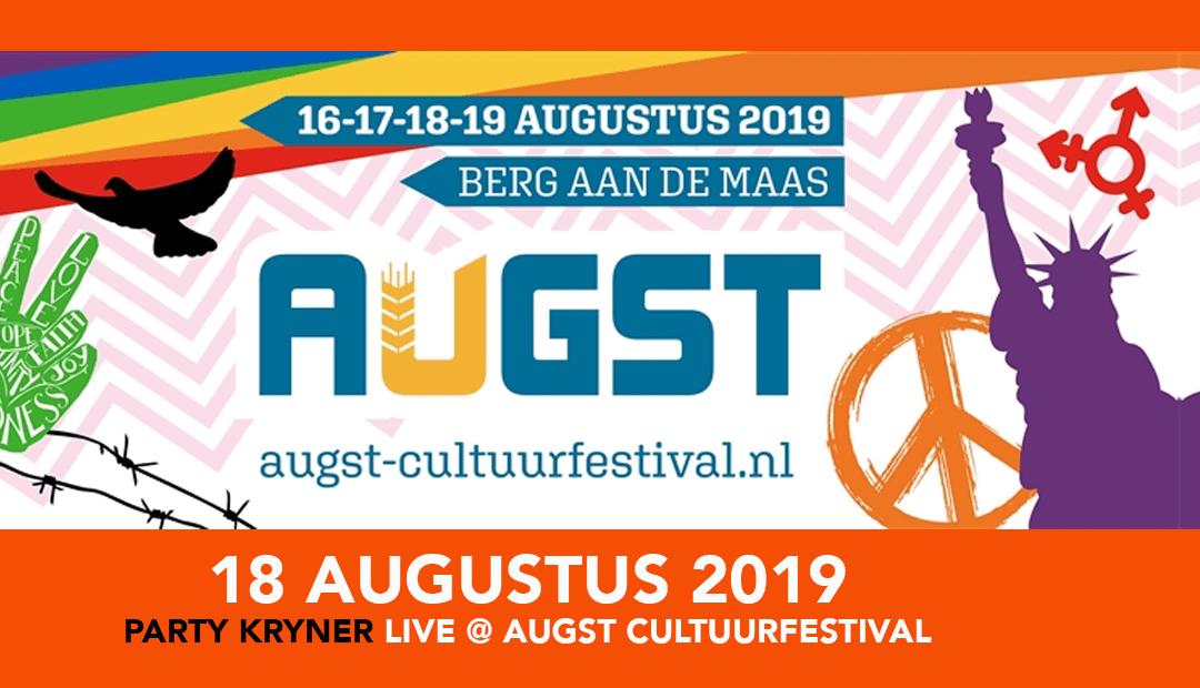 Party Kryner 3de keer @ Augst Cultuurfestival 2019